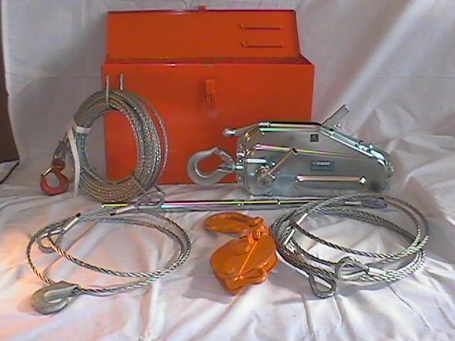 Griphoist Rescue Kit